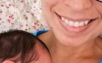 El parto de Gabriela: Una mamá con TOC (Trastorno Obsesivo-Compulsivo)