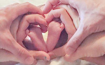 El nacimiento de Leyre: un parto natural, respetado y preparado con hipnoparto