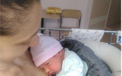 El nacimiento de Alma: un parto positivo y empoderador