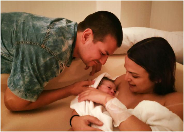 El Parto Inducido de Ana: Inducción sin epidural y muy positiva
