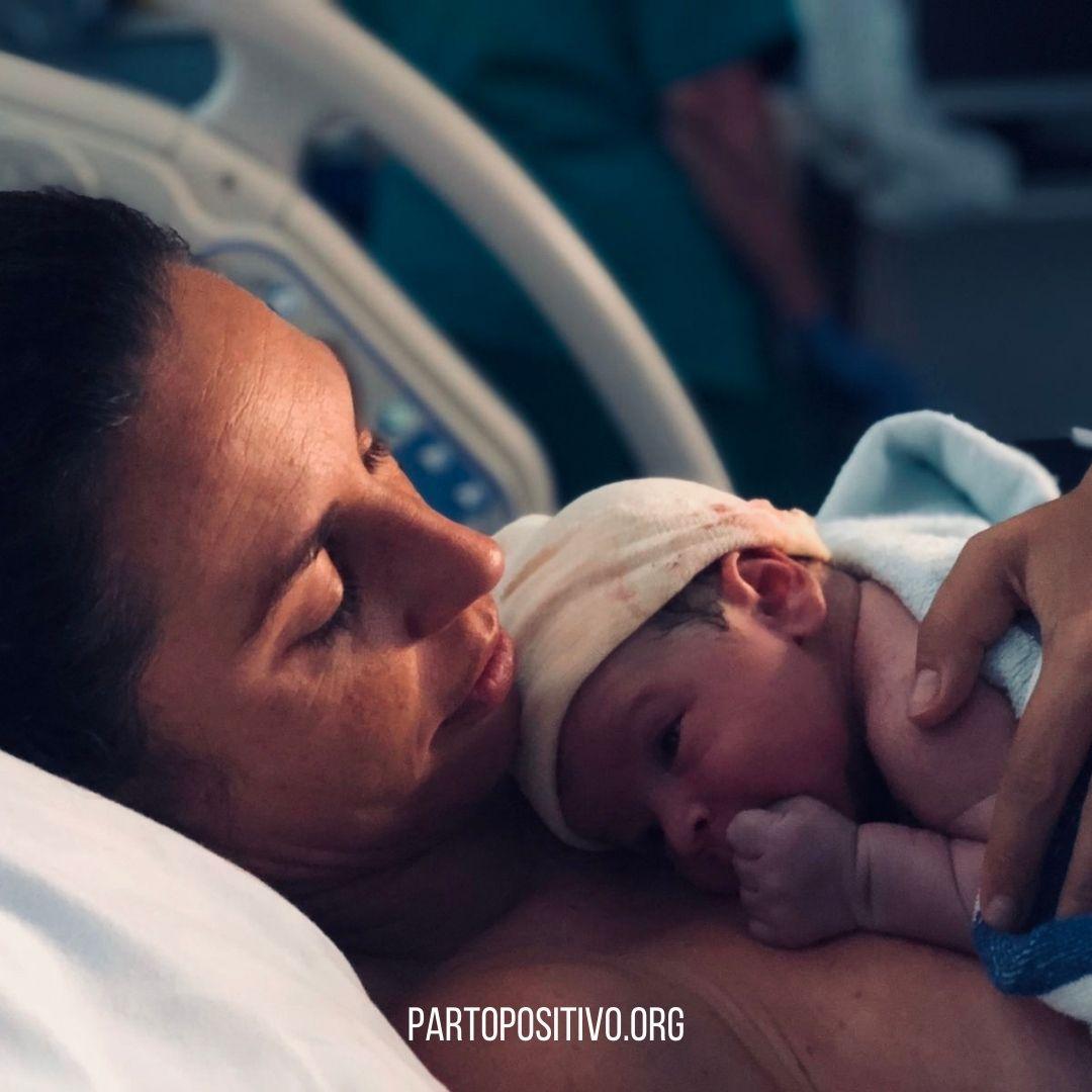 parto positivo sin miedos ni mitos
