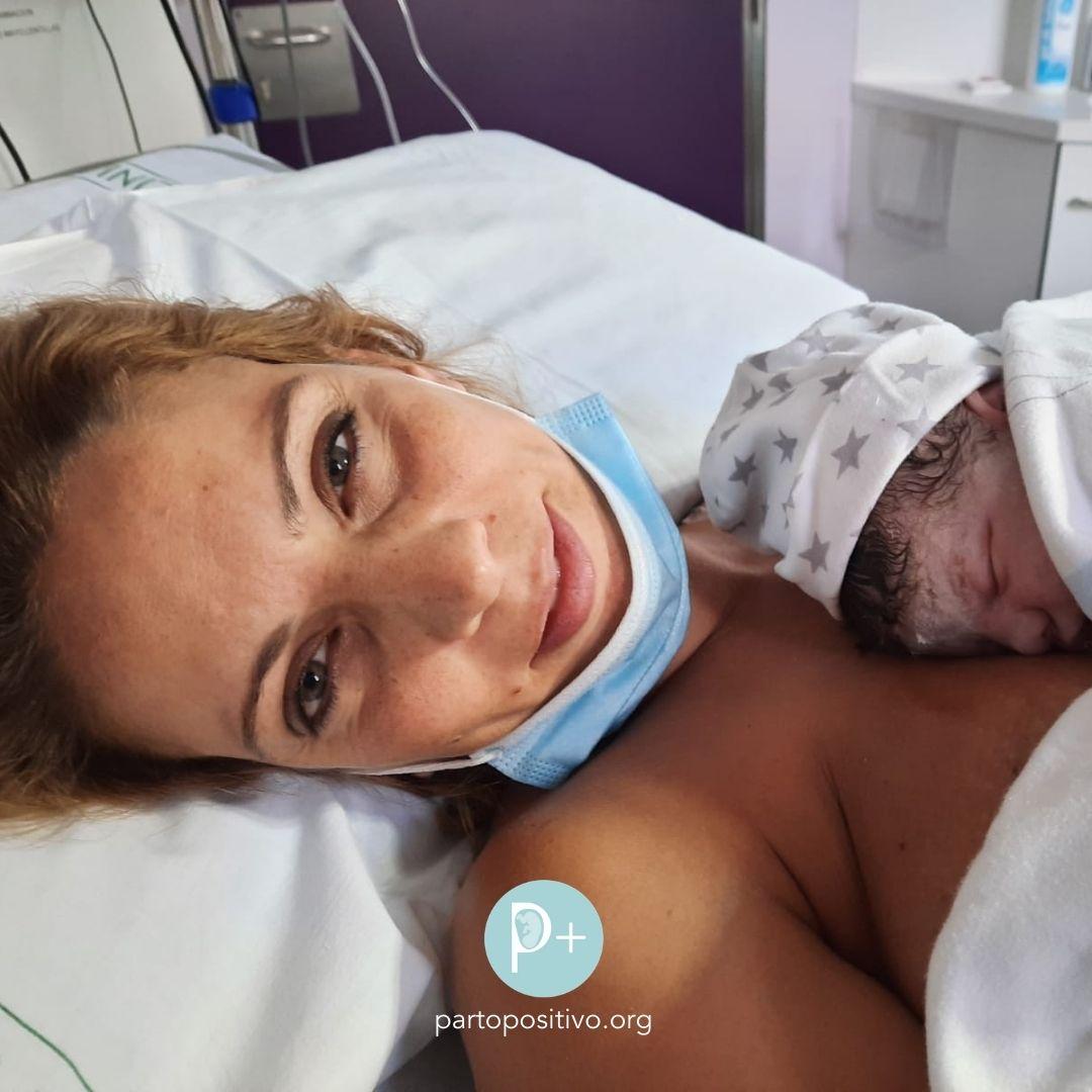 parto vaginal después de cesárea en el Hospital Clínic Barcelona