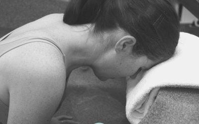 El parto positivo de Paloma en el agua
